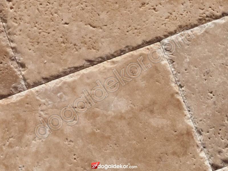 1.2 cm Taş Zemin Duvar Kaplama Karışık Zincir French Pattern Set-DT1386