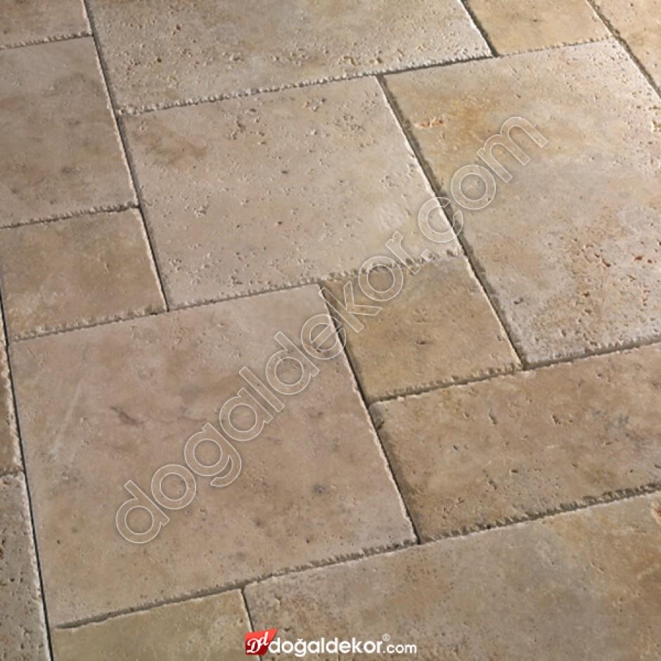 Taş Zemin Duvar Kaplama Karışık Zincir French Pattern Set-DT1386