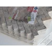 Gümüş Traverten Fileli Mozaikler -DT1080