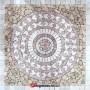 1 x 92 x 92cm Dekoratif Mozaik Madalyon Yer Göbekleri - DT1534