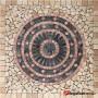 Seramik için Doğal Taş Yer Göbekleri 1 x 92 x 92cm  - DT1543