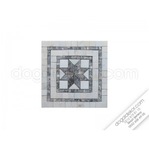 55 x 55 Mozaik Göbek Dekor-1033