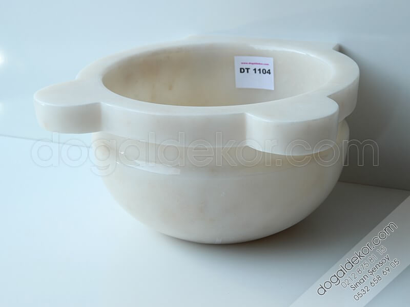 Banyolar İçin Mermer Hamam Kurnaları-DT1104