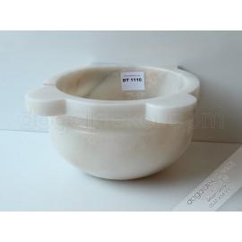 Beyaz Mermer Kurna Modelleri-DT1110