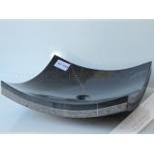 Siyah Doğal Taş Toros Siyahı Mermer Lavabo Çanak -DT1098