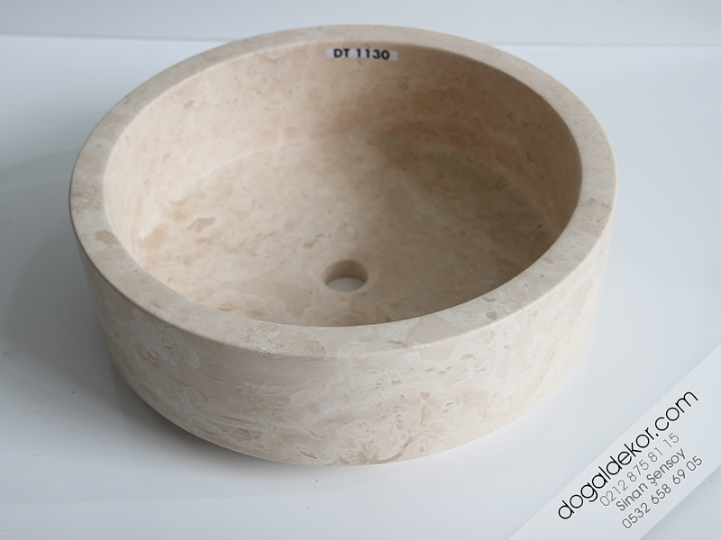A+ Banyo Dolapları İçin Ucuz Mermer Lavabolar -DT1130