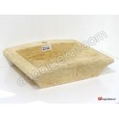 Doğal Taş Tezgah Üstü Banyo Lavaboları-DT1286