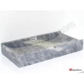Doğal Taş Tezgah Üstü Banyo Lavaboları-DT1301