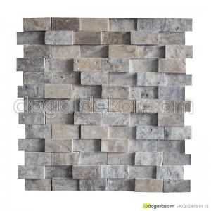 3D Traverten Duvar Kaplaması -DT1062