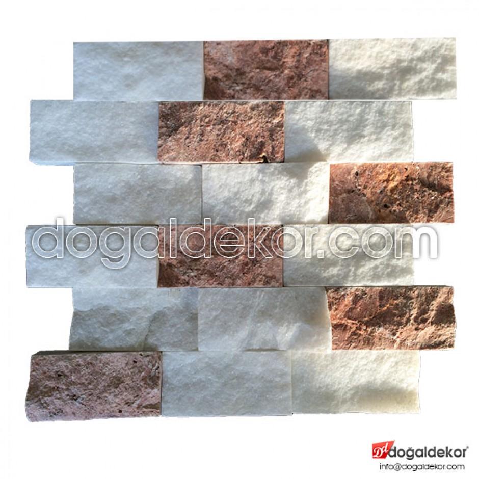 5x10 Doğal Taş Duvar Taşları-DT1180