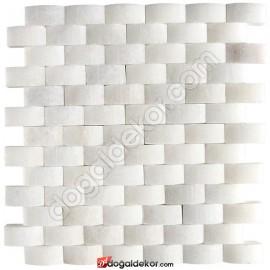 Doğaltaş Hasır Mermer Mozaik - DT1198