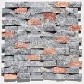 Doğaltaş Duvar Kaplaması Taş Duvar -DT1210