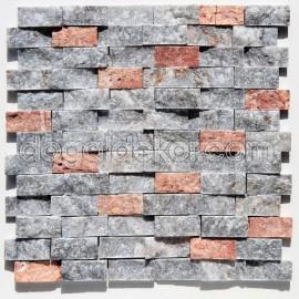 23x48mm Doğaltaş Duvar Kaplaması Taş Duvar -DT1210