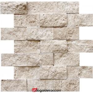 Doğal Taş Patlatma Duvar Kaplama 5x10 -DT1329