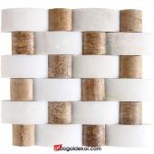 5x10 Duvar Kaplama Hasır Doğaltaş-DT1426