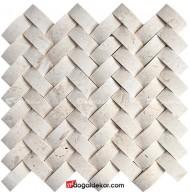Duvar Kaplama Hasır Patlatma Doğal Taş-DT1439