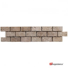 Traverten Brick Fileli Bordür-DT1268