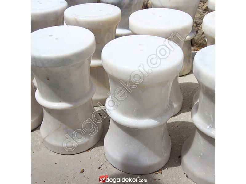 Mermer Cami Şadırvan Abdest Oturakları -DT1389