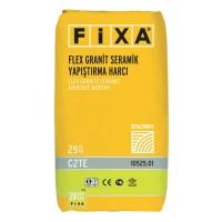 Fixa Dogal Tas Yapiştirici-FLEX BEYAZ
